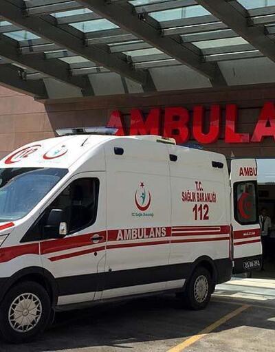 Karabük'te fabrikanın çatısından düşen işçi hayatını kaybetti