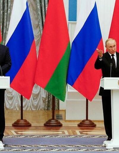 """Rusya ve Belarus, """"Birlik Devleti programı"""" üzerinde anlaştı"""