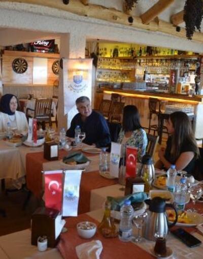 TOBB Bursa Kadın Girişimciler Kurulu Eylül Ayı İcra Komitesi toplantısı İznik'te gerçekleştirildi