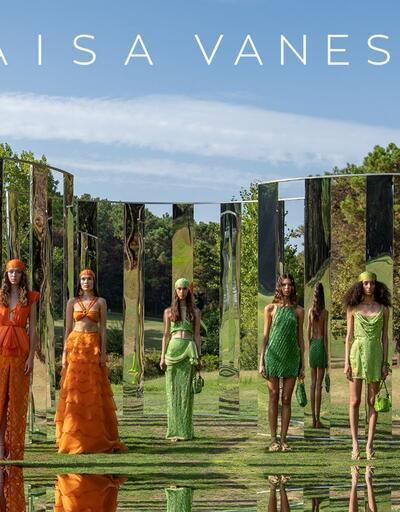 Raisa Vanessa Dünya'yı yeniden yaratmak istiyor