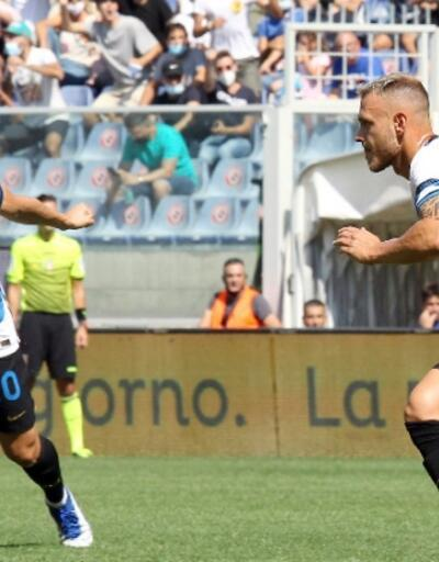 Inter 1 puana razı oldu