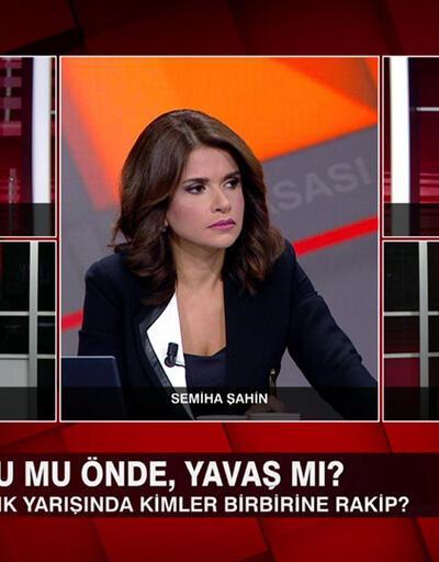 Aşıya neden karşılar? İmamoğlu mu önde, Yavaş mı? HDP'den CHP ve İYİ Parti'ye çağrı mı? CNN TÜRK Masası'nda konuşuldu