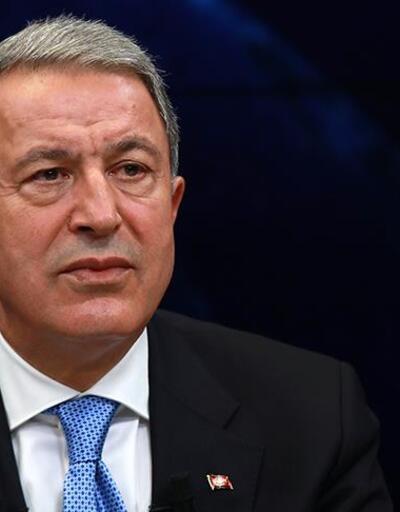 Bakan Akar: Temennimiz Ermenistan'ın ateşkese uyması