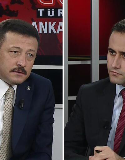 AK Parti ve MHP'nin çalışmasında sona gelindi