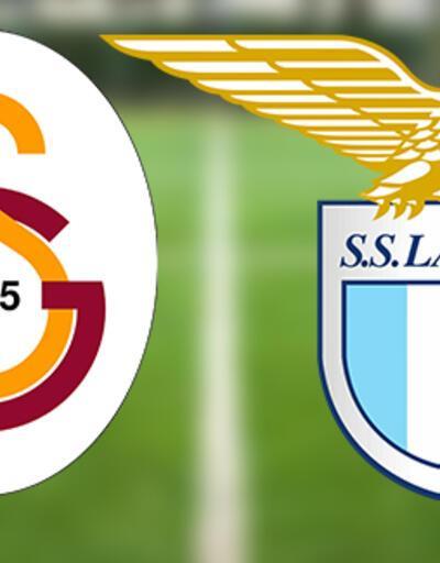 Galatasaray, Lazio'yu konuk ediyor