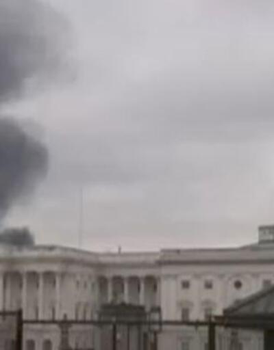 Washington'da yangın paniği!