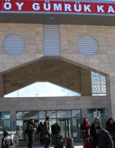 Kapıköy Sınır Kapısı'nın kapalı olan İran tarafı açıldı