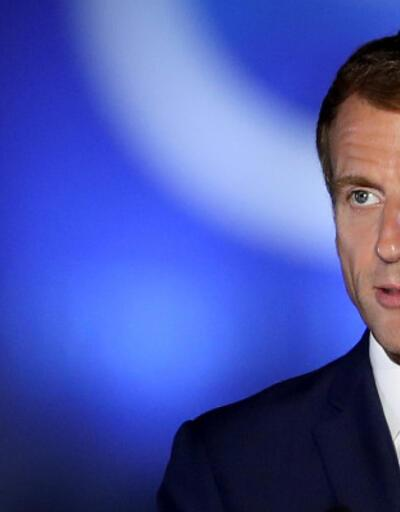 """Macron ateş püskürdü! """"Bunlar karşılıksız kalmayacak"""""""