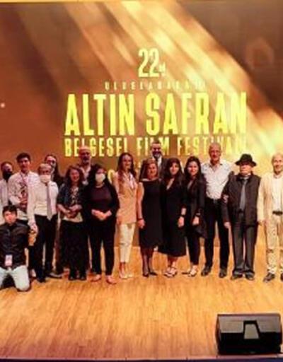 Altın Safran Belgesel Film Festivali'nde ödüller sahiplerini buldu