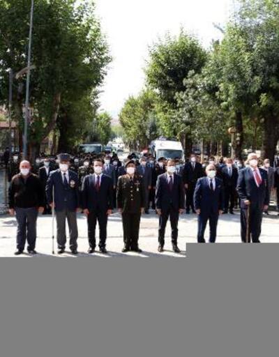 Çankırı'da'Gaziler Günü' kutlandı