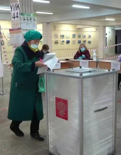 Rusya'da seçim heyecanı!