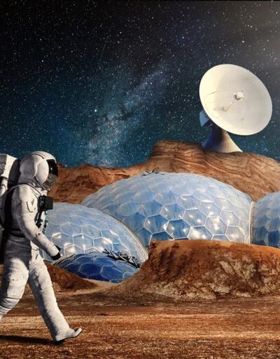 Mars yolculuğu kolay olmayacak