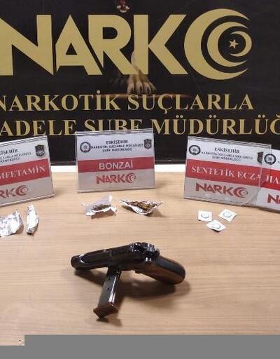 Eskişehir'de uyuşturucu operasyonu: 9 gözaltı