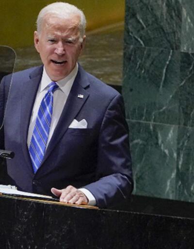 Biden'dan BM Genel Kurulu'nda flaş sözler: 20 yıl sonra bir ilk