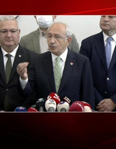 Kılıçdaroğlu'nun sözlerine kim hangi tepkiyi verdi?