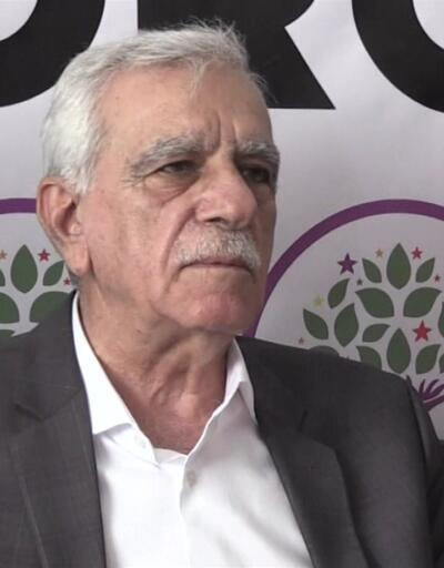 HDP'li Ahmet Türk: CHP daha açık ve net olmalı