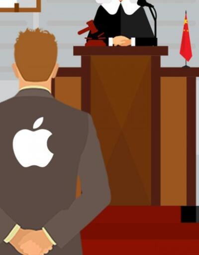 Apple yine mahkeme karşısında
