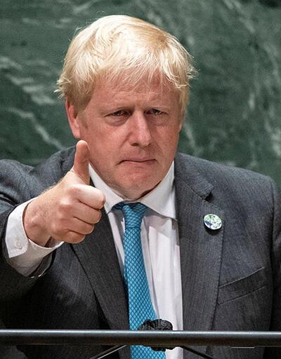 Boris Johnson'dan çarpıcı iklim mesajı