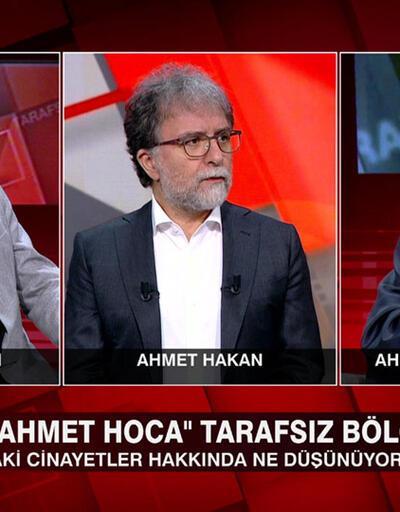 Cübbeli Ahmet Hoca olarak bilinen Ahmet Mahmut Ünlü, Tarafsız Bölge'de soruları yanıtladı