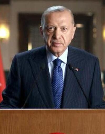 Cumhurbaşkanı Erdoğan'dan BM Gıda Sistemleri Zirvesi'ne video mesaj