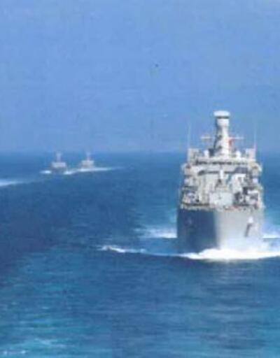 Yerli üretim çıkarma gemisi Tuzla'da denize inecek
