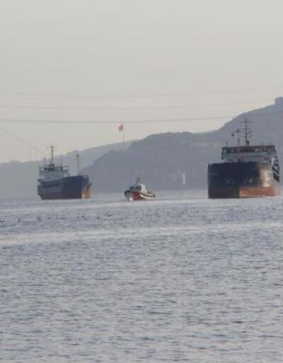 İstanbul Boğazı'nda 2 kuru yük gemisi çarpıştı