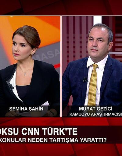 Tevfik Göksu, İstanbul ve İBB gündemine dair her şeyi CNN TÜRK Masası'nda değerlendirdi