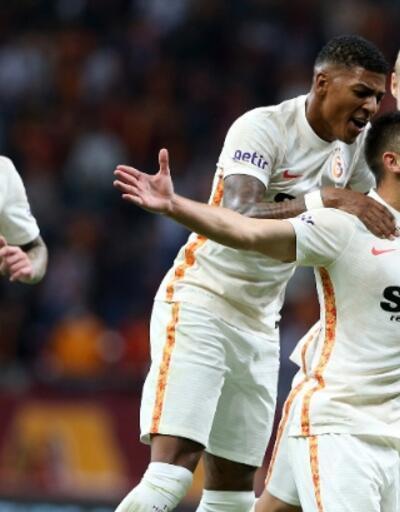 Galatasaray 1-0'dan maçı çevirdi