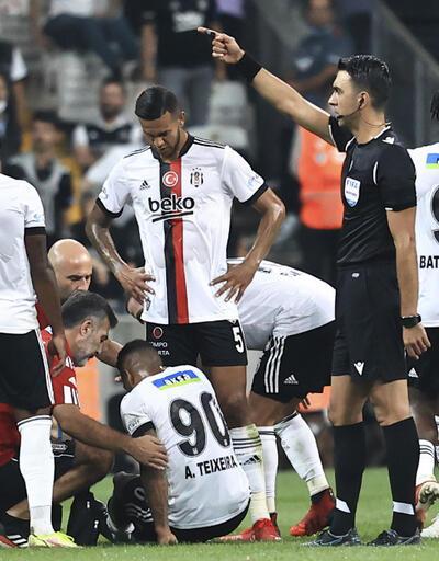 Beşiktaş'ta sakatlıkların sebebi ortaya çıktı!