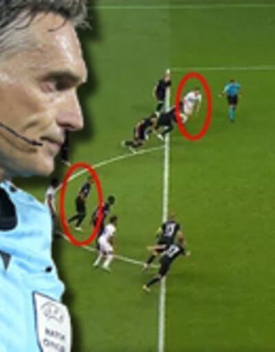 UEFA'dan Ajax-Beşiktaş maçına skandal atama!