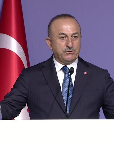 Çavuşoğlu: Ermenistan'dan barışa olumlu yanıt yok