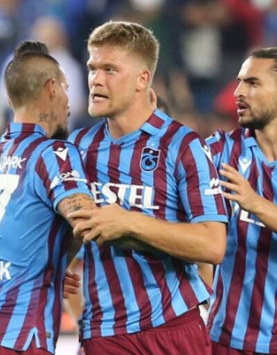 Trabzonspor sahasında puan kaybetti