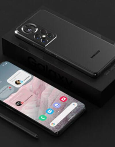 Galaxy S22 serisi delikli ekran tasarımıyla gelecek