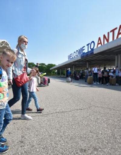 Antalya'ya ekimde 5 ülkeden turist beklentisi