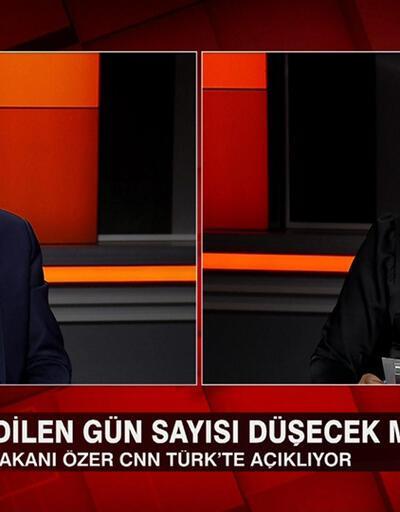 Milli Eğitim Bakanı Mahmut Özer, eğitimle ilgili merak edilenleri Gece Görüşü'nde yanıtladı