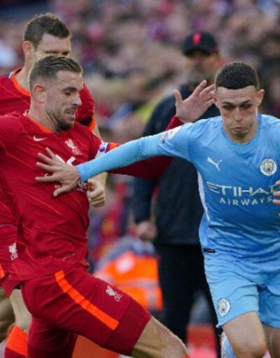 Liverpool 2-2 Manchester City MAÇ ÖZETİ