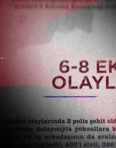 İletişim Başkanlığı 7. yılı için video hazırladı, 6-8 Ekim'de yaşananlar anlatıldı