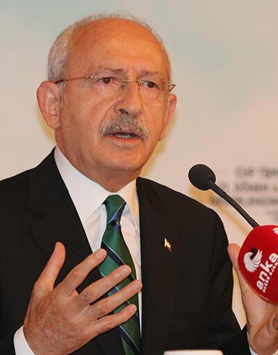 Kılıçdaroğlu: AK Parti ile masaya oturmayacağız