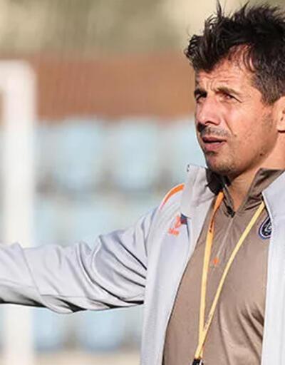 Son dakika... Emre Belözoğlu Başakşehir'de ilk maçını kazandı