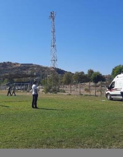 Ambulans helikopterle nakledildi