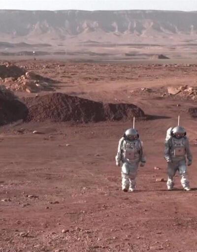 İsrail ve Avusturya'dan Mars deneyi!