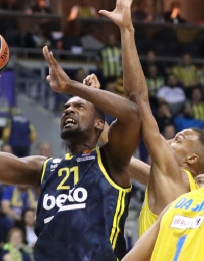 Fenerbahçe ALBA Berlin'e yenildi