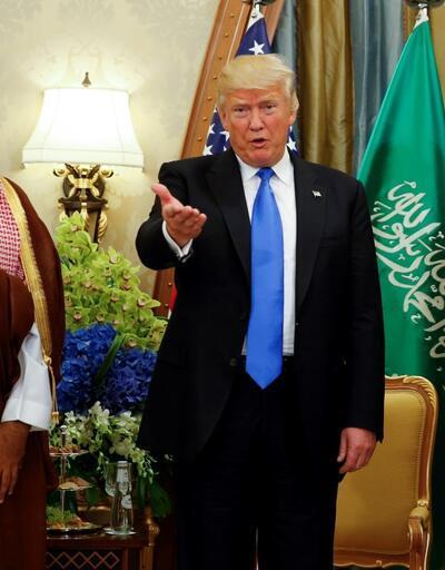 Suudilerin Trump'a sahte kürk verdiği ortaya çıktı: Hediye edilen hançer de inceleniyor