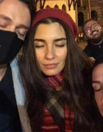 Tuba Büyüküstün ve Murat Boz'dan yeni pozlar