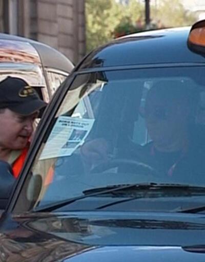 İngiltere'de şimdi de taksi krizi