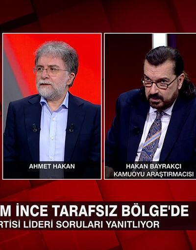 Memleket Partisi Genel Başkanı Muharrem İnce, merak edilen tüm soruları Tarafsız Bölge'de yanıtladı