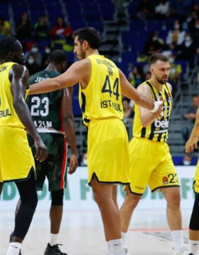 Fenerbahçe ikinci galibiyetini aldı