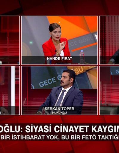 CHP lideri savcılığa bilgi verecek mi? Kılıçdaroğlu'nun adaylığına kim karşı? Akşener ittifak masasını devirir mi? Gece Görüşü'nde tartışıldı