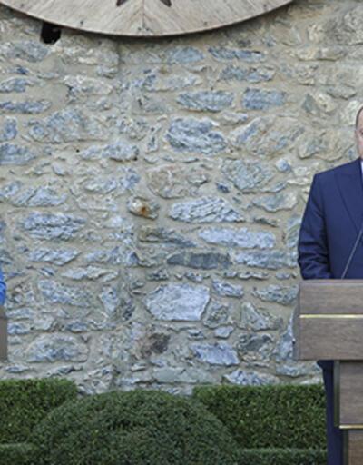 SON DAKİKA: Türkiye'ye veda ziyareti... Erdoğan ve Merkel'den açıklama
