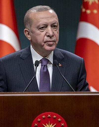 Erdoğan'dan Mevlid Kandili mesajı